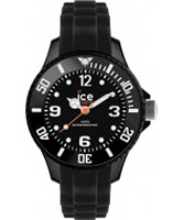 Buy Ice-Watch Black Sili Forever Mini Watch online