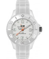Buy Ice-Watch White Sili Forever Mini Watch online