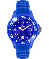 Buy Ice-Watch Blue Sili Forever Mini Watch online