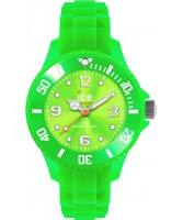 Buy Ice-Watch Green Sili Forever Mini Watch online