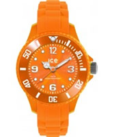 Buy Ice-Watch Orange Sili Forever Mini Watch online