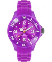 Buy Ice-Watch Purple Sili Forever Mini Watch online
