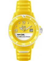Buy Ice-Watch Lemon Chrome Pantone Universe Watch online