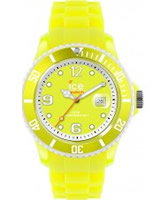 Buy Ice-Watch Neon Yellow Ice-Sunshine Watch online