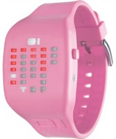 Buy 01 THE ONE Ibizia Ride Pink Watch online