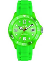 Buy Ice-Watch Sili Green Sunray Dial Watch online