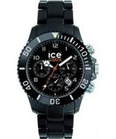Buy Ice-Watch Mens Chrono Black Watch online