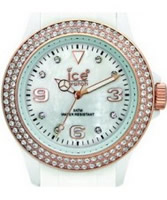 Buy Ice-Watch White Ice-Star Silicone Watch online