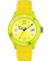 Buy Ice-Watch Sili-Yellow Big Dial Silicon Watch online
