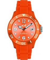 Buy Ice-Watch Sili-Orange Big Dial Watch online