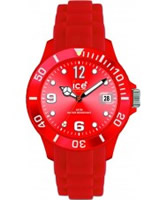 Buy Ice-Watch Sili-Red Small Dial Watch online