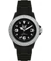 Buy Ice-Watch Stone Sili Small Black Watch online
