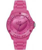 Buy Ice-Watch Ice-Love Pink Small Watch online