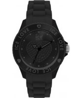 Buy Ice-Watch Ice-Love Black Small Watch online