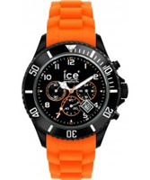 Buy Ice-Watch Mens Ice-Chrono Orange Watch online