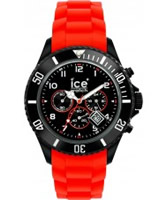 Buy Ice-Watch Ice-Chrono Black Red Watch online