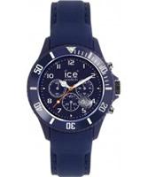 Buy Ice-Watch Ice-Matt Chronograph Blue Watch online