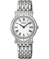 Buy Seiko Ladies Silver Tone Watch online