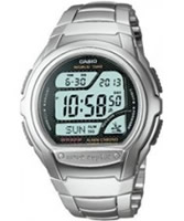 Buy Casio Mens Wave Ceptor Chronograph Watch online