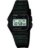 Buy Casio Mens Digital Black Watch online