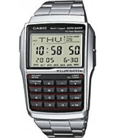 Buy Casio Mens Collection Databank LED Calculator Watch online