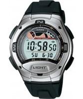Buy Casio Mens Illuminator Digital Black Watch online