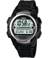 Buy Casio Mens Collection Chronograph Digital Watch online