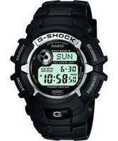 Buy Casio Mens G-Shock Black Resin Digital Watch online
