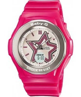 Buy Casio Baby-G Pink Watch online
