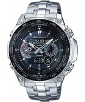 Buy Casio Mens Edifice Dual Display Watch online