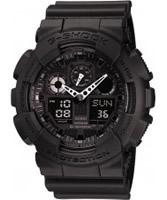 Buy Casio Mens G-Shock Digital Black Watch online