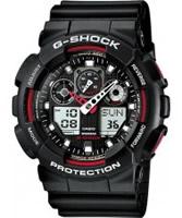 Buy Casio Mens G-Shock Combi Display Black Watch online