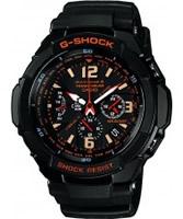 Buy Casio Mens G-Shock All Black Resin Watch online