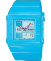 Buy Casio Baby-G Light Blue Chronograph Watch online