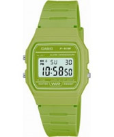 Buy Casio Mens Digital Green Watch online