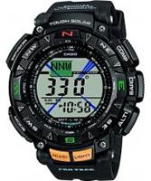 Buy Casio Mens Pro-Trek Solar Powered Sports Watch online
