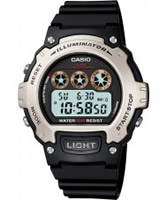Buy Casio Mens Illuminator Chronograph Watch online