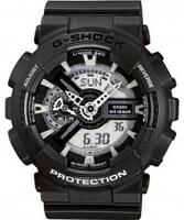 Buy Casio Mens G-Shock Combi Dial Black Watch online
