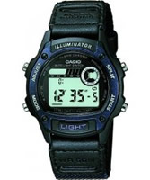 Buy Casio Mens Easy Touch Backlight Digital Watch online
