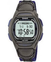 Buy Casio Ladies Chronograph Digital Watch online