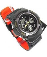 Buy Casio Mens G-Shock Dual Dark Green Chronograph Watch online