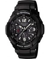 Buy Casio Mens G-Shock Radio Controlled Solar Resin Strap Watch online