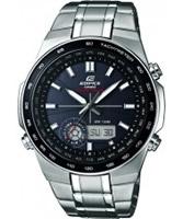 Buy Casio Mens Edifice Solar Powered Watch online