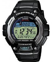 Buy Casio Mens Collection Tough Solar Watch online