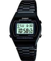 Buy Casio Mens Black Watch online