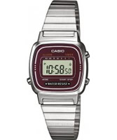 Buy Casio Ladies Retro Digital Watch online