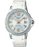 Buy Casio Ladies SHEEN Solar Powered Watch online