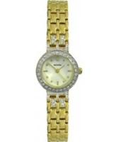 Buy Sekonda Ladies Dress Steel Gold Watch online