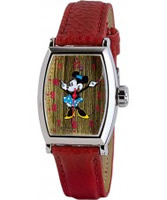 Buy Disney by Ingersoll Disney Minnie Mouse Red Watch online