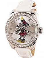 Buy Disney by Ingersoll Ladies Minnie Mouse White Watch online